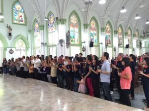 3-Rosary Church